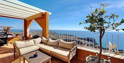 Mediterranean style apartment Cumbre del Sol